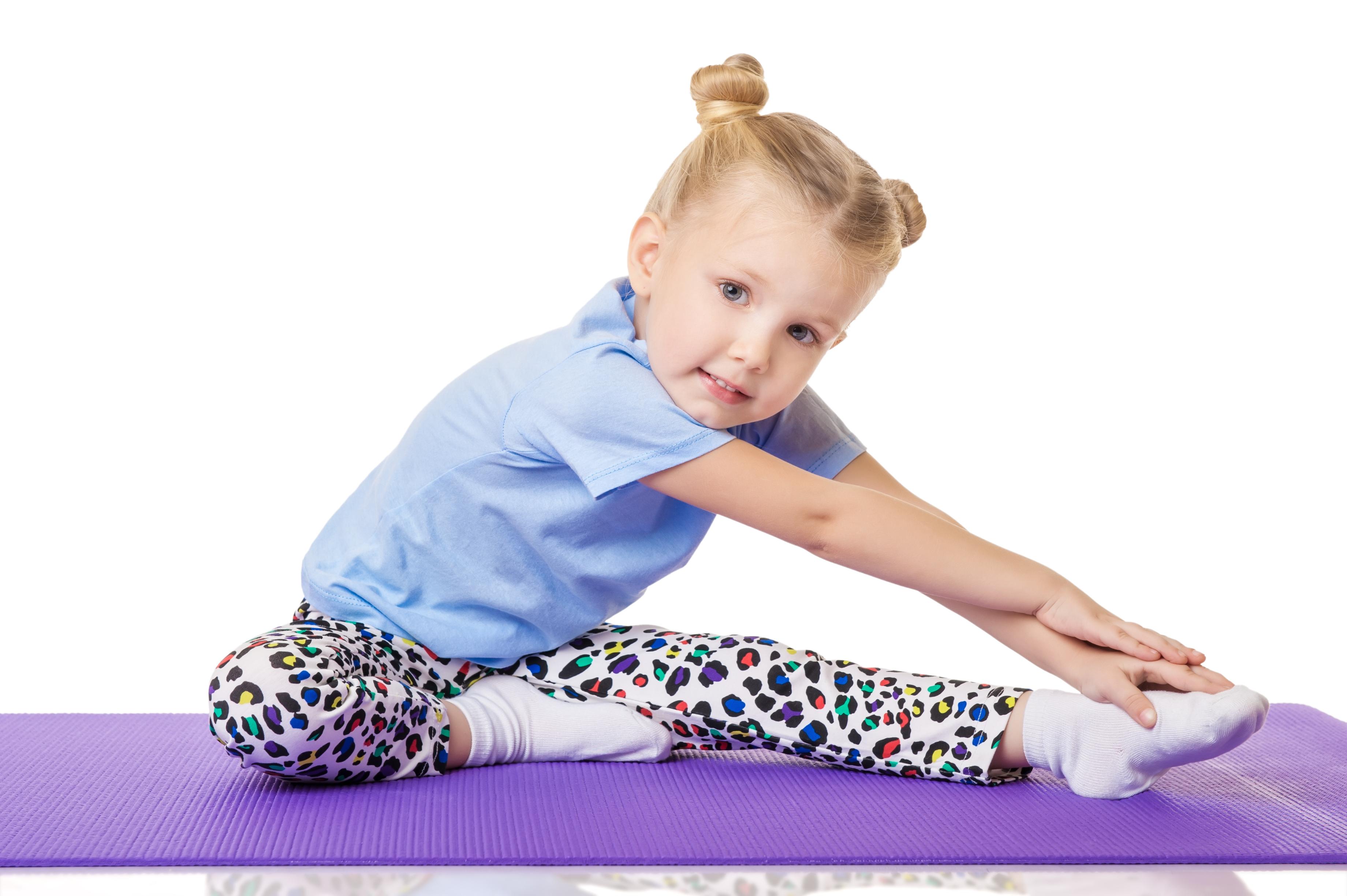 Le Yoga c'est aussi pour les enfants!