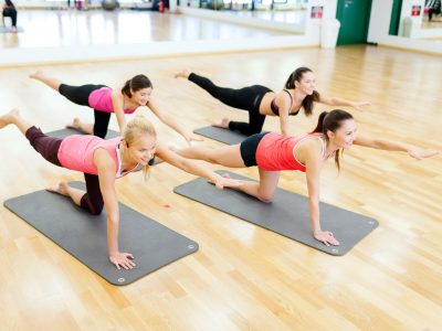 Cours de Pilates Cardio