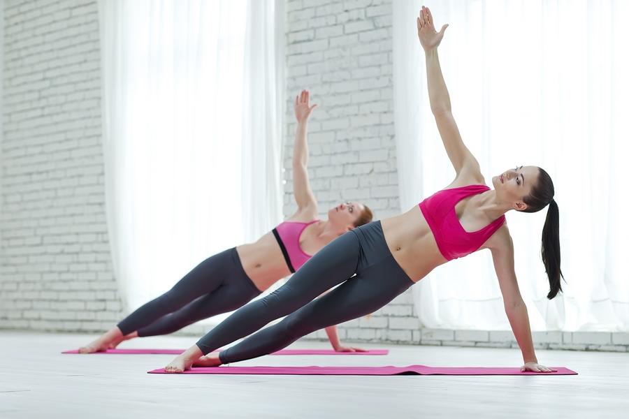 Yoga Yin Yang