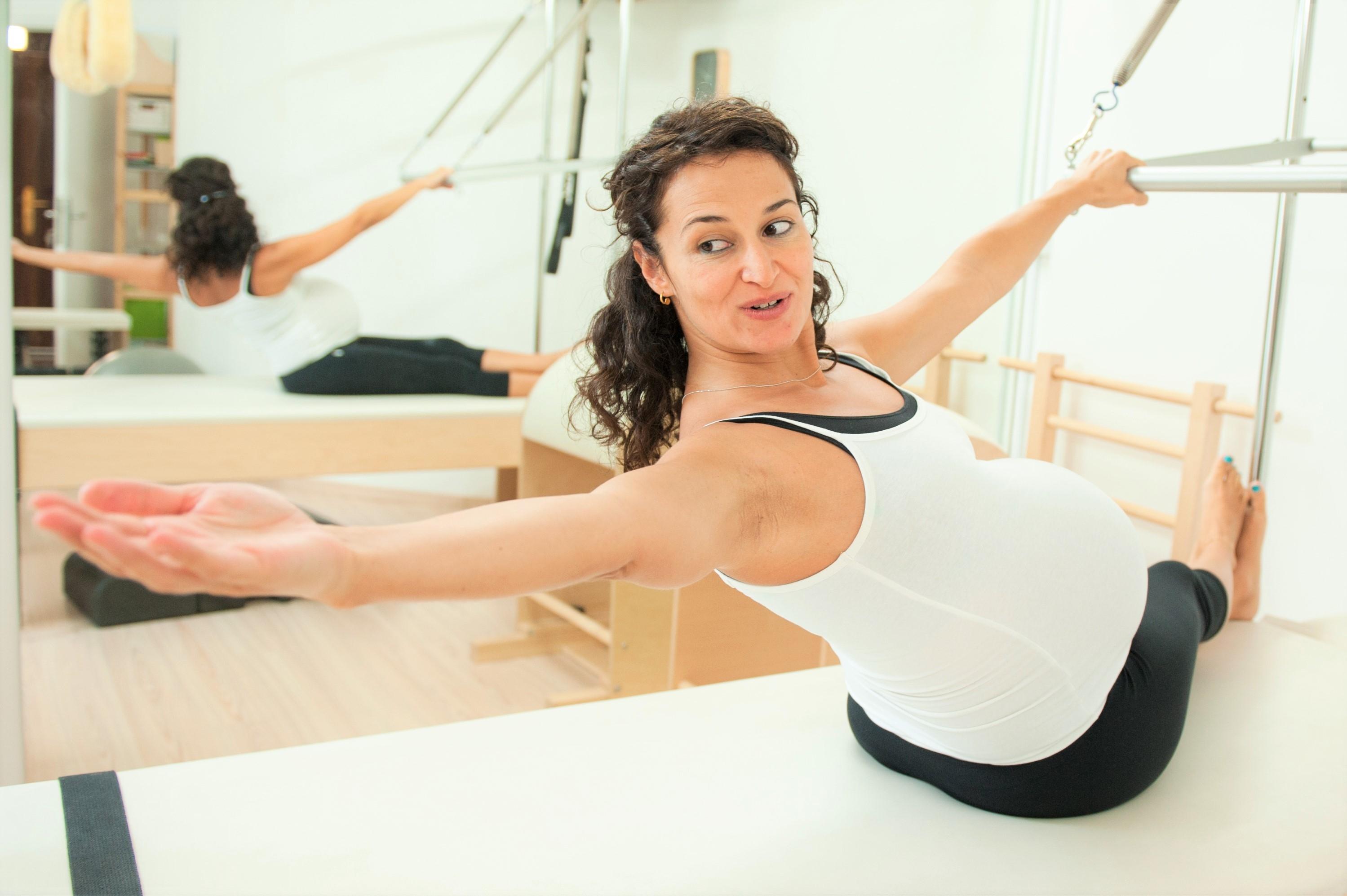 prénatal pilates