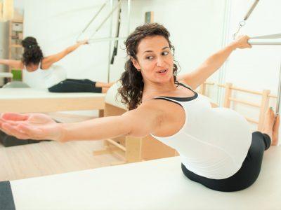 Pilates Prénatal